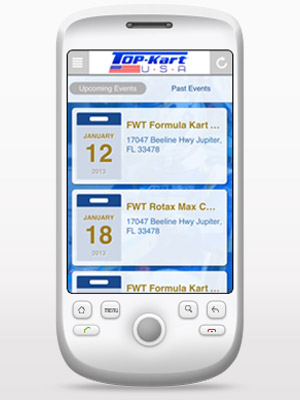 Top Kart USA Android App