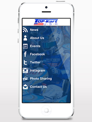 Top Kart USA - Apple App