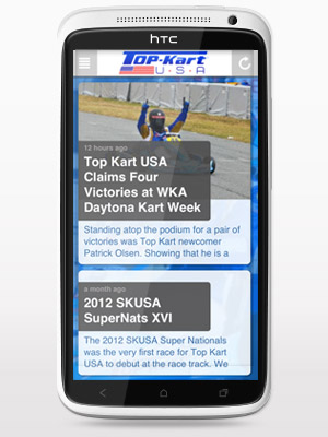 Top Kart USA Windows App
