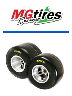 Top Kart USA - MG Tires