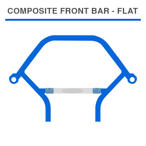 Top Kart USA - Composite Bar IN-Flat