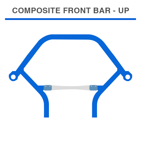 Top Kart USA - Composite Bar IN-UP