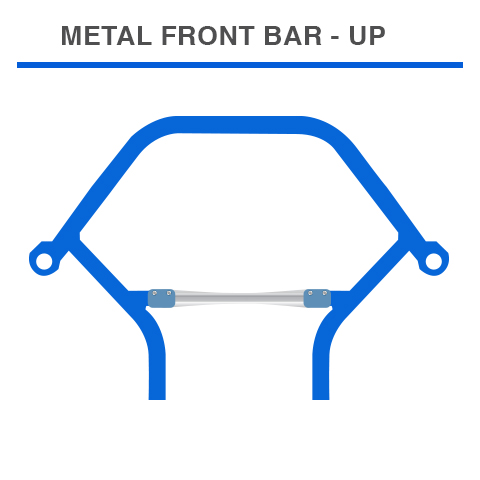 Top Kart USA - Metal Bar IN-up