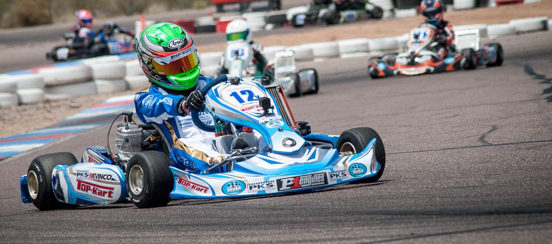 Yamaha Of America Race Karts