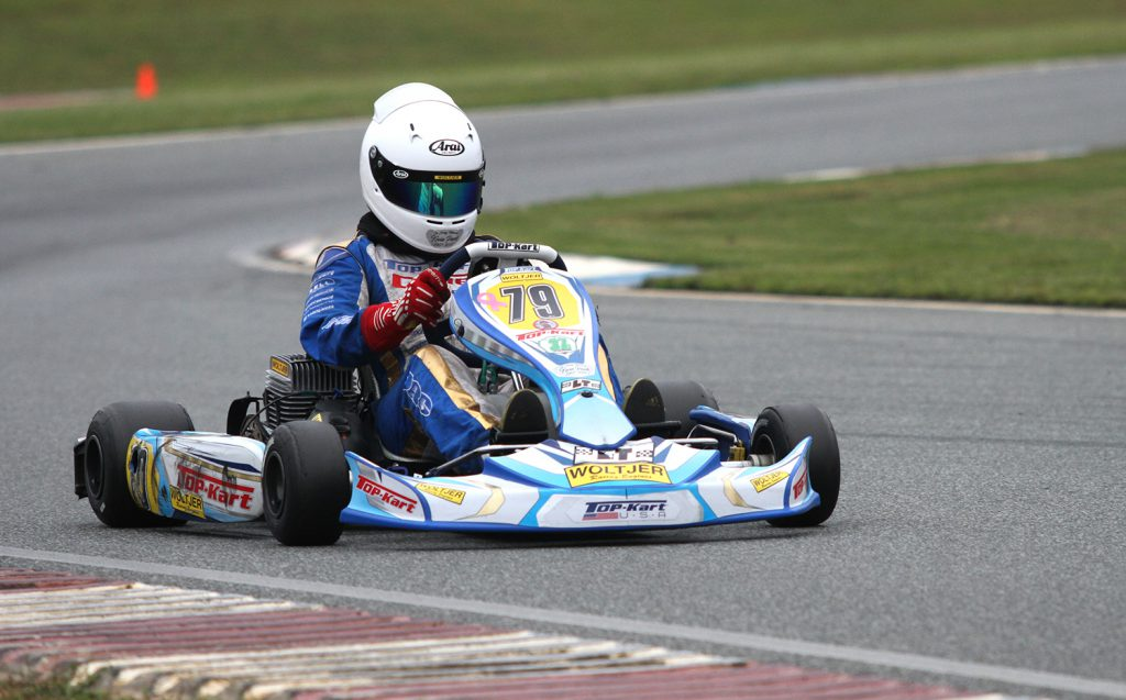 Top Kart USA - WKA Grand National - Dakota Pesek