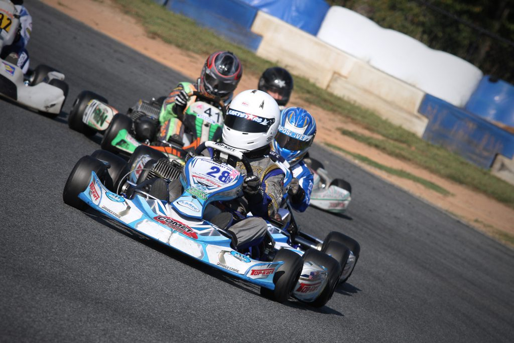 Top Kart USA - WKA Grand National - Tyler Ferris