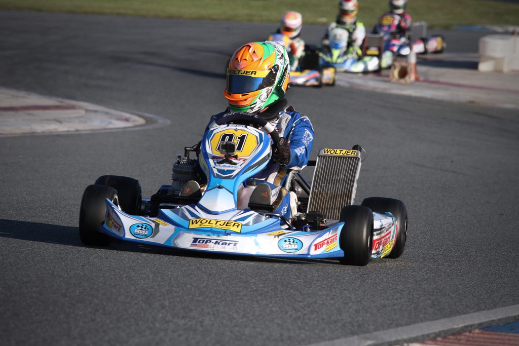 Top Kart USA - WKA Grand National - Brandon Lemke