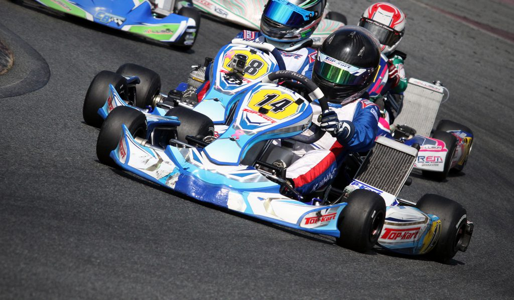 Top Kart USA - WKA Grand National - Kaden Wharff