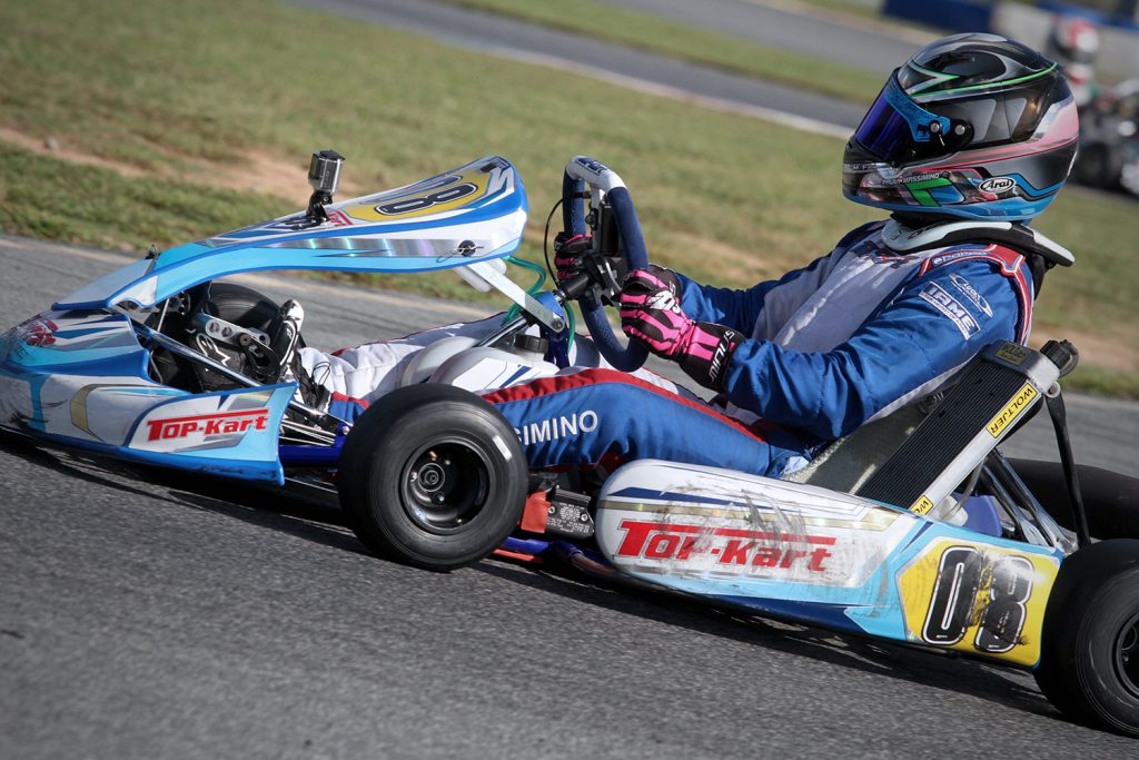 Top Kart USA - WKA Grand National - Pauly Massimino
